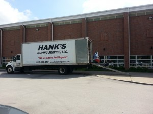 Hanks Moving Services Franklin TN