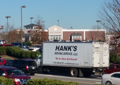 Hanks Best Moving Services Nashville TN